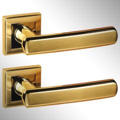 Ручка дверная Egla золото
